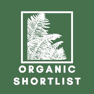 Organic Shortlist logo