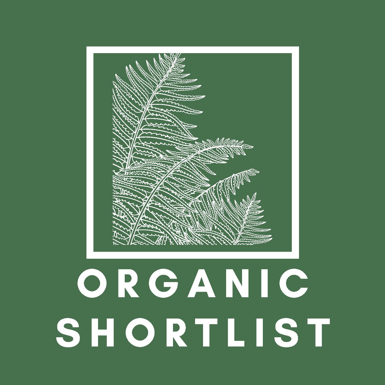 Organic Shortlist